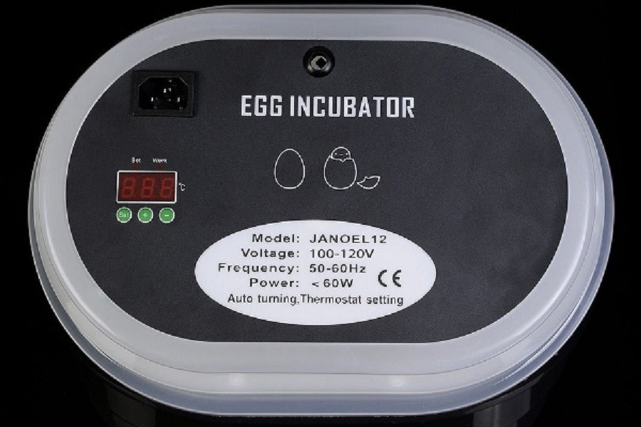 magicfly digital eggs incubator 9-12