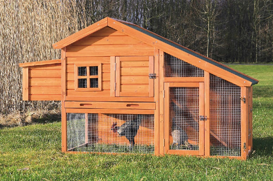 Merax Chicken Coop: An Individual Review